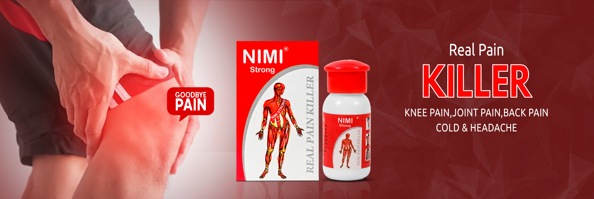 nimi strong - knee pain